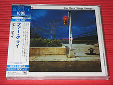 2016 AOR CITY 1000 FAR CRY More Things Change   JAPAN CD
