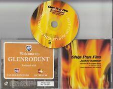 JACKIE BALFOUR Chip Pan Fire 2007 UK 11-track promo CD Jackie Leven Ian Rankin