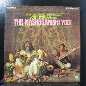 Bill Dana & Joey Forman - The Mashugnishi Yogi LP Mint- 1st A&M SP 4144 USA 1968