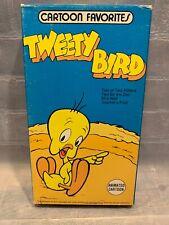 Tweety Bird VHS Tape
