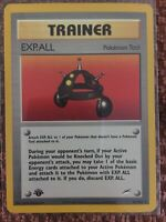 1st Edition EXP.ALL 93/105 Rare - Neo Destiny Set - Trainer Pokemon Card NM