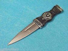 """Scottish Dirk Letter Opener 210555 Sgian Dubh single edge knife 6 5/8"""" overall"""