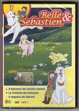 dvd BELLE E SEBASTIEN HOBBY & WORK numero 7