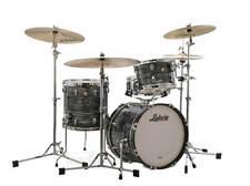 Ludwig Classic Maple Jazzette Drum Set Vintage Black Oyster