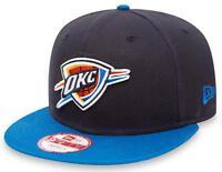 New Era NBA Oklahoma Tuono Snapback Logo Squadra Cap 9fifty 950 Basecap S/M S M