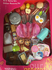 "Our Generation 18"" Camping Accesories Set Fits American Girl Doll"