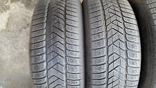 2 x Pirelli Scorpion N0, 235/60 R 18 103 V aus 2014 / 15, Ice + Snow