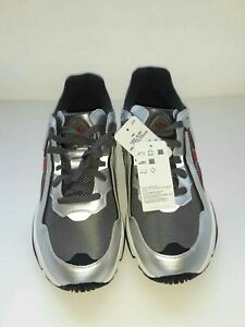Adidas Yung 96 Chasm silver/grey/red mens  EE7240 - size 10 - NEW