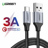 UGREEN USBC Ladekabel USB C auf A Kabel USB TYP C Datenkabel für Samsung S10 HTC