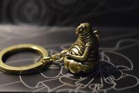 K metal Keychain Ring ждун Waiter Homunculus Loxodontus ZHDUN Margriet Breevoort