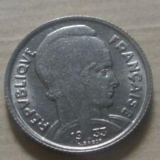 5 FRANCS BAZOR ditsBEDOUCETTE1933 SPL( petit ècartement )état  RARE cote 75 euro
