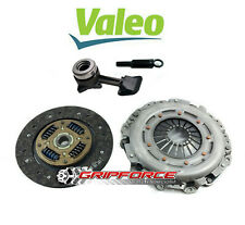 VALEO CLUTCH KIT+ SLAVE CYL for 00-04 FORD FOCUS SE ZTS ZTW ZX3 ZX5 2.0L DOHC