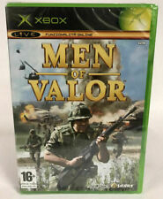 Men Of Valor Xbox Nuevo Nuevo Sealed Italiano Microsoft Pal Versión