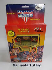 CONSOLE GIG TIGER - AMERICAN GLADIATORS - 1991 - NUOVO ITA VERSION