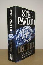 Stel Pavlou - Decipher - 1st/1st
