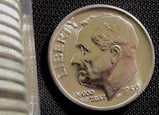 1959 Philadelphia Mint Roosevelt Dime Silver BU