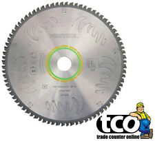 Festool Fine Tooth Saw Blade | 260 x 30 x 2.5 x 80T | Kapex KS Saw | 494605