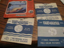 View-Master  Arkansas  1954  3 Reels   Lot# SS