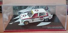 "DIE CAST "" CITROEN VISA CHRONO RALLYE RACE MADRID - 1984 "" SCALA 1/43"