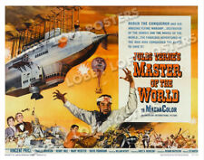 MASTER OF THE WORLD LOBBY CARD POSTER HS 1961 VINCENT PRICE CHARLES BRONSON
