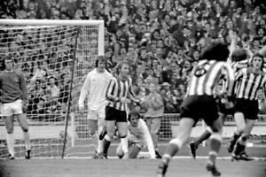 Leeds Uniteds David Harvey Allan Clarke And Norman Hunter 1973 FOOTBALL PHOTO