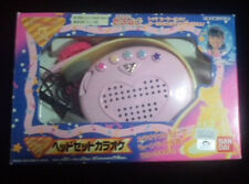 Rare Sailor Moon Bandai Let's Sailor Band Headphone set Karaoke 1995 Japan