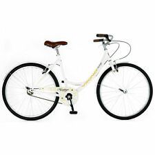 "VIKING GRADUATE SINGLE SPEED SHOPPER TRADITIONAL STYLE LADIES TOWN BIKE 19""FRAME"