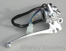 Mini Diablo Chopper 50cc,110cc Left Brake Level,Light Control,Horn (5 Wires)