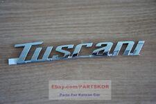 Fit For HYUNDAI 2003-2008 Tiburon Tuscani Rear Trunk Emblem Genuine Parts OEM