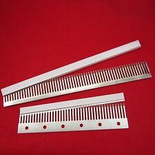 4.5mm 40 60 deckerkämme-transfert Combs sockscomb deckercombs Knitting Machine
