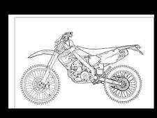 New listing Vor 400 450 495 503 530 Operation Service Part Manuals for 1999-2002 Motorcycles