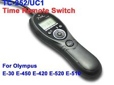 TC252/UC1 Timer Remote Shutter Release Olympus EP1/EP2/EPL2/XZ1/EPL3/EPM1/EP3