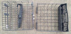Dishwasher Racks for Maytag Model MDBTT53AWB1 -  Upper and Lower