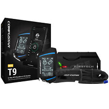 Compustar Rfx 2Wt9 Fm 2-Way 3000-Ft Lcd T9 Remote + Dr X1 Drone Mobile 4G Lte