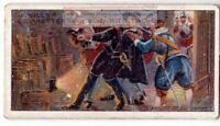 Arrest Of Guy Fawkes Gunpowder Plot 1605 England 100+ Y/O Ad Trade Card