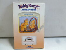 Worlds of Wonder Teddy Ruxpin Adventure Series Double Grubby