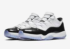 2d04ef236640 Nike Air Jordan 11 Retro Low Easter White Emerald Rise Black 528895-145 Size  8.5