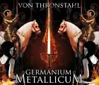 VON THRONSTAHL - GERMANIUM METALLICUM CD Death in June Blutharsch Blood Axis