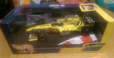 DAMON HILL diecast Jordan Mugen Honda F1 1999 1:18 Hot Wheels (UK-based)