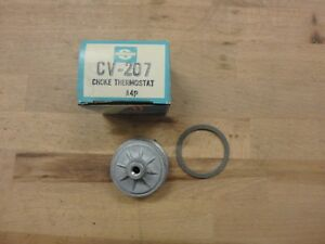Chevrolet Pontiac Holley 2 Barrel Carburetor Choke Thermostat Standard CV207
