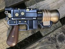 steampunk han solo blaster custom prop gun