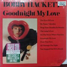 "Bobby Hackett - Goodbye My Love 1988 Reissue 12"" 33 RPM LP *NEW* SEALED"