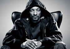 """Snoop Dogg Portrait Large 24""""x 33"""" A1 Size Glossy Poster! **UK SELLER**"""