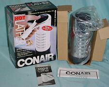 NEW CONAIR Instant Hot Lather Machine Electric HLM11L Shaving Cream Heater