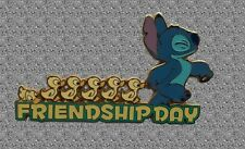 Stitch Friendship Day Pin - Disney Auctions Pin LE 100