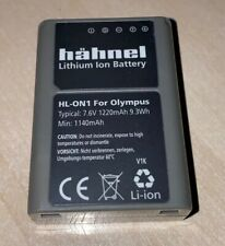 Hähnel HL-ON1 Replacement Battery Olympus BLN-1 Design 1170 mAh 7.6 V 8.9 Wh
