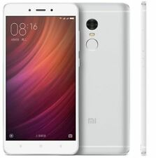 """Xiaomi Redmi Note 4 3GB+32GB Android Dual SIM Smartphone 5.5"""" Deca Core Silver"""