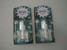 2 x Febreze Plug Refill Frosted Pine 20ml