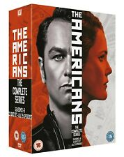 The Americans: The Complete Series (Box Set) [DVD]