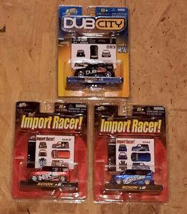 JADA DUB CITY & IMPORT RACER SCION XB LOT OF 3